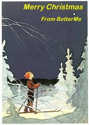 Merry Christmas from BetterMe