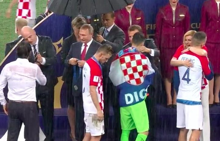What the Croatian President taught us about Leadership !