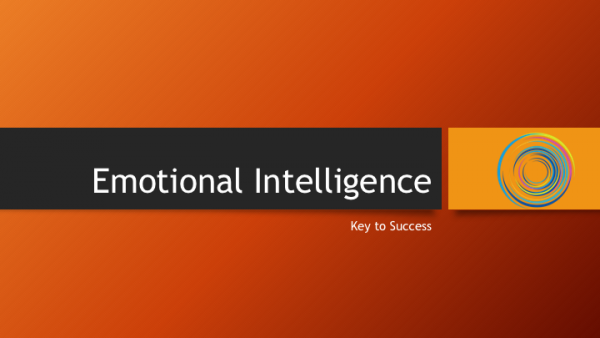 Edinburgh Chamber of Commerce, Emotional Intelligence
